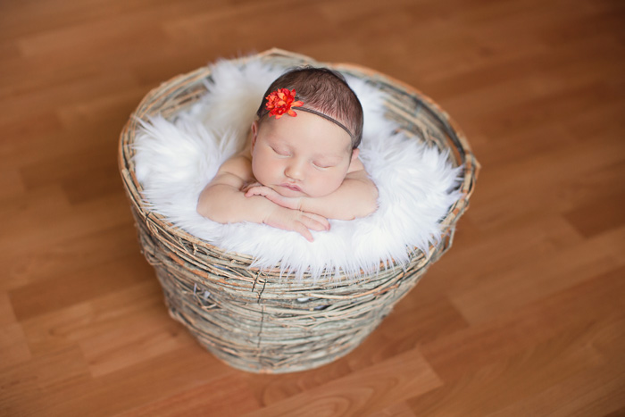 houston, newborn, photography, photographer, kelli nicole photography, baby, family, lifestyle, posed, pictures, photos, picture, photo, photographs, props, baskets, girl, vera,