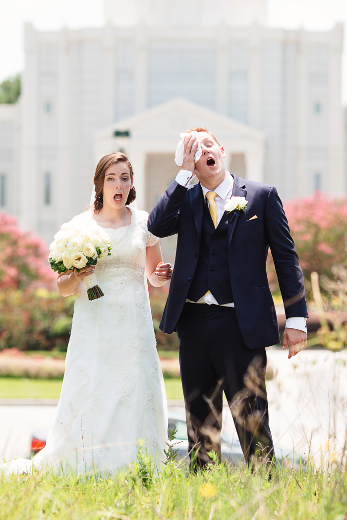 houston, wedding, photography, photographer, kelli nicole photography, temple, lds, bride, groom, michelle and kalin nelson, color