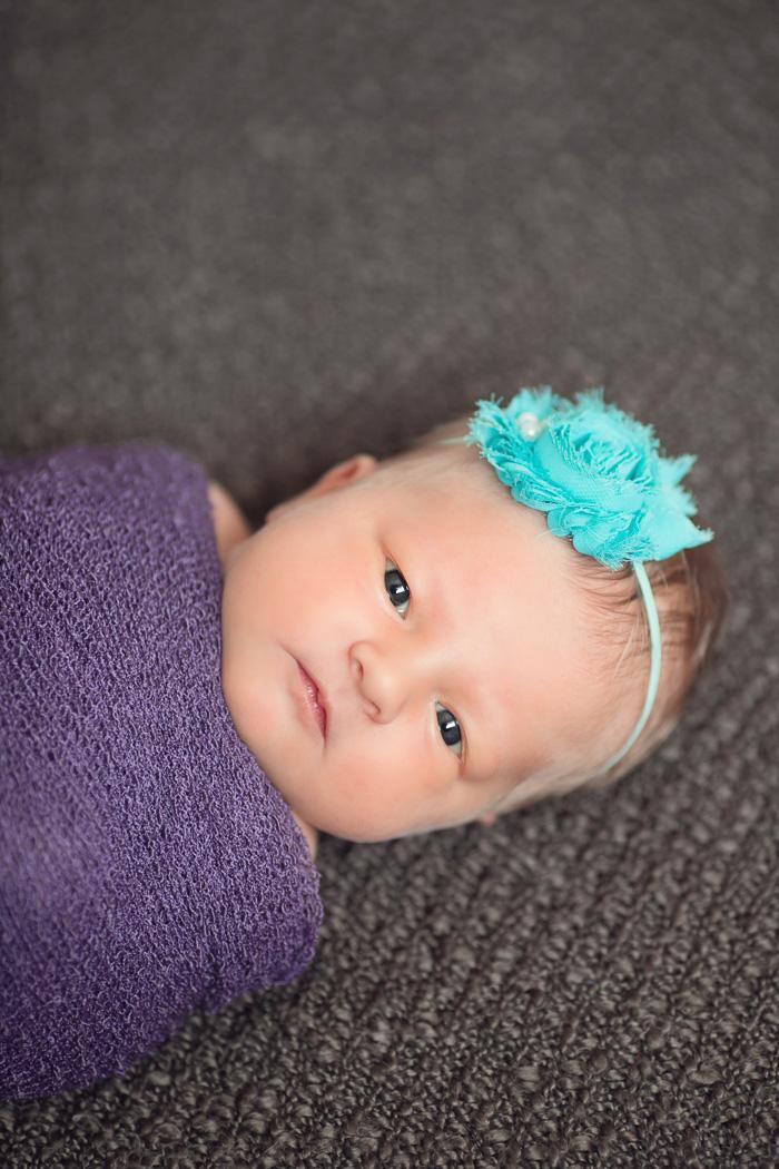 newborn, photography, session, photo shoot, houston, texas, photographer, kelli nicole photography, baby girl, color, zoe, recemnascido